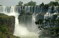 Cataratas Iguaçu